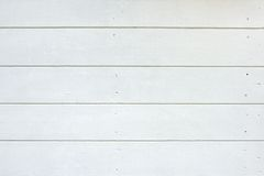 White Wood Boards Panel. Background and Texture for text or image Royalty Free Stock Images