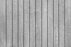 White wood fence texture and background Royalty Free Stock Images