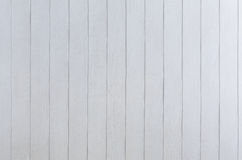 White wood panel pattern as background Stock Photography