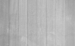 White wood plank as texture and background Royalty Free Stock Images