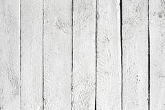 White wood planks stock photography