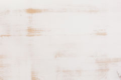 White wood rustic background texture Stock Photography