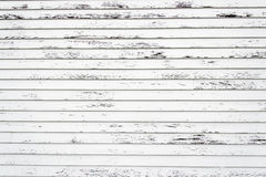 White wood siding texture background Royalty Free Stock Photography