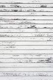 White wood siding texture background Stock Image
