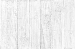 White wood table top view background use us wooden texture background for backdrop design.  stock image