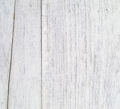 White wood texture Stock Photography