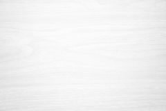 White wood texture for background Stock Photography