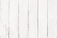 Delightful White Wood Texture Background Royalty Free Stock Photography
