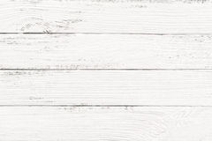 White wood texture background royalty free stock images