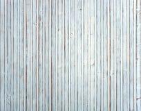 White wood texture background. Stock Image