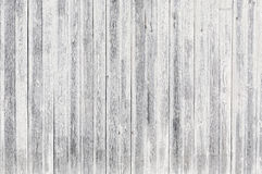 White wood texture or background Stock Photography