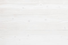 White wood texture. Stock Images