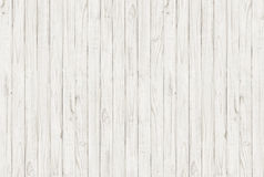 White wood texture background Stock Images