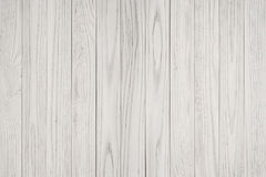 White wood texture backgrounds. Stock Images