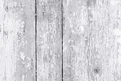 Wooden background. Black and white texture Royalty Free Stock Image