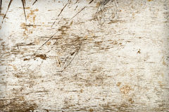 White wood texture Stock Images