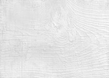 White wood texture. Stock Photography