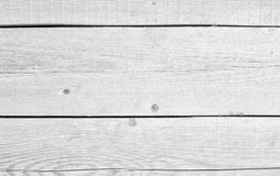 White wood vintage plank floor wall surface stock photo