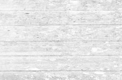 White wood wall background Stock Photos