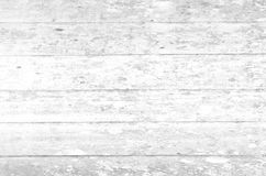 White wood wall background Royalty Free Stock Photo