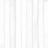 White wood wall plank texture for background Stock Photography