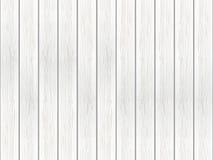 White wooden background Stock Image