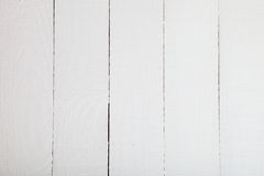 White wooden background Royalty Free Stock Photos