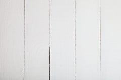 White wooden background Royalty Free Stock Photos