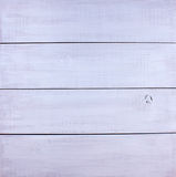 White wooden background. Old and blank Stock Photo