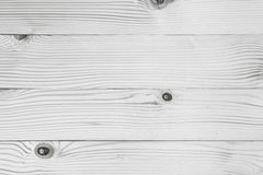 White wooden background Stock Images