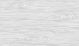 White wooden cutting, chopping board, table or floor surface. Wood texture. Vector illustration.  royalty free illustration