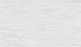 White wooden cutting, chopping board, table or floor surface. Wood texture. Vector illustration.  stock illustration