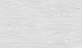 White wooden cutting, chopping board, table or floor surface. Wood texture. Vector illustration.  vector illustration