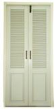 White wooden door Stock Photos