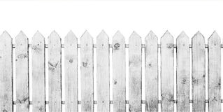 Free White Wooden Fence Royalty Free Stock Images - 47547419