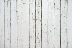 White wooden fence closeup photo Stock Images