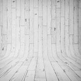 White wooden laminate. As a background Stock Image