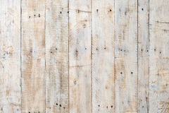 White wooden panel. Grungy white paintwork on a wooden panel Royalty Free Stock Photos