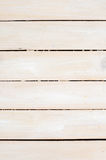 White Wooden Plank Background Royalty Free Stock Photos