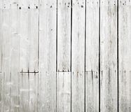 White wooden plank background texture. Wallpaper backdrop royalty free stock photo