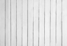 White wooden plank texture Royalty Free Stock Photos