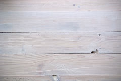 White wooden plank Stock Images