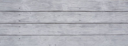 White wooden planks. Background and textures photography Royalty Free Stock Photo