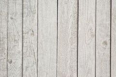 White wooden planks pattern texture Stock Photos