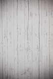 White wooden planks surface background Royalty Free Stock Images