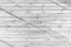 White wooden planks Royalty Free Stock Image