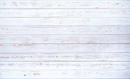 White Wooden Texture Background Stock Images