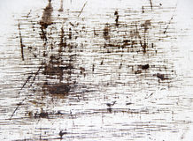 White wooden texture Royalty Free Stock Photography