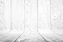 White Wooden Texture Royalty Free Stock Image