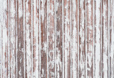 White wooden wall Royalty Free Stock Photo